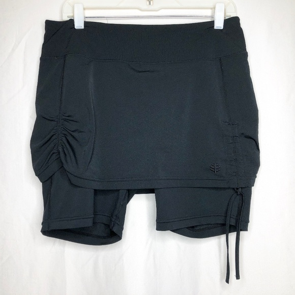 ac61eabfcc1ef Coolibar Swim | Skirted Shorts Upf 50 | Poshmark